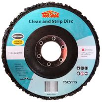ToolShed Clean and Strip Disc 115mm