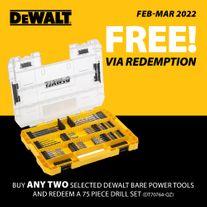 DeWalt Cordless Hammer Drill Brushless Heavy Duty (Bare Tool)