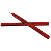 Blackedge Carpenters Pencil - Red
