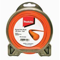 Makita Line Trimmer Line 2.4mm x 15m Round Trim Plus
