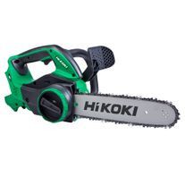 HiKOKI Cordless Chainsaw 12in/300mm 36v (Bare Tool)