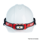 Milwaukee REDLITHIUM USB Rechargeable Hard Hat Headlamp