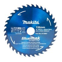 Makita 136mm Circular Saw Blades