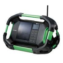 HiKOKI Cordless Worksite Radio Sound System 18v with Bluetooth