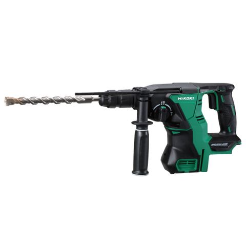 HiKOKI Cordless Rotary Hammer Drill Brushless Quick Chuck 18v (Bare Tool)