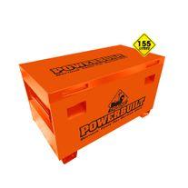 Powerbuilt Tradie Site Box 36in 155 Litre