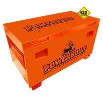 Powerbuilt Tradie Site Box 48in 420 Litre