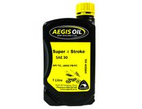 Aegis  SAE30 Red Mower Oil 4 stroke 1 litre