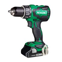 HiKOKI Cordless Hammer Drill Compact 18v 3Ah