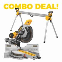 DeWalt 305mm Mitre Saw and Stand Combo