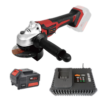 ToolShed XHD Cordless Angle Grinder Brushless 115mm 18v 5Ah