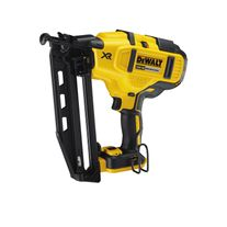 DeWalt Cordless Finish Nailer Brushless 16Ga 18v (Bare Tool)