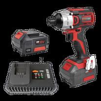 ToolShed XHD Cordless Impact Driver 18v 3Ah Kit