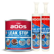 ADOS Leak Stop Adhesive Sealant Clear 300ml