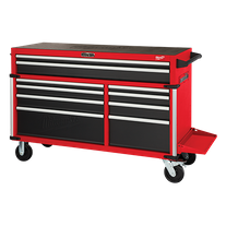 Milwaukee 56in Steel Storage High Capacity Cabinet