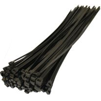 ToolShed Cable Ties 4.8mm x 250mm