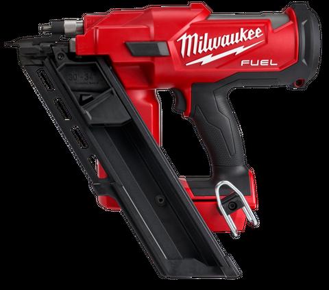 Milwaukee M18 FUEL Framing Nailer Brushless 50-90mm 18v - Bare Tool
