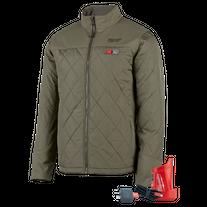 Milwaukee Heated Jacket Olive Kit