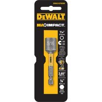 DeWalt MAX IMPACT Nutsetter 5/16in Magnetic 67.5mm
