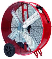 Powerbuilt Barrel Fan High Capacity 106cm