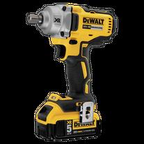 DeWalt Cordless Impact Wrench Brushless 1/2in 447Nm 18v 5Ah