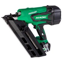 HiKOKI MultiVolt Cordless Framing Nailer Gasless/Brushless 18v Kit