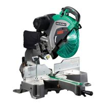 HiKOKI Slide Compound Mitre Saw 305mm 1520w