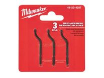 Milwaukee Reaming/DeBurring Blades 3pk