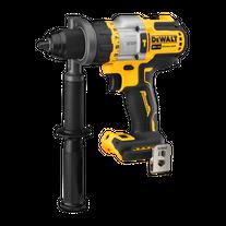 DeWalt Flexvolt Advantage Cordless Hammer Drill Brushless 3pd 18/54v (Bare Tool)
