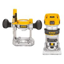 DeWalt Router Plunge and Fixed Base 900w