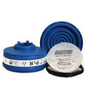 Spasciani Respirator Filter Dusts/Fumes/Mists 2pk