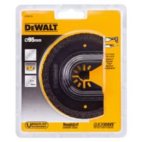DeWalt Multi Tool Blade Fastcut Carbide Grout Removal 5mm