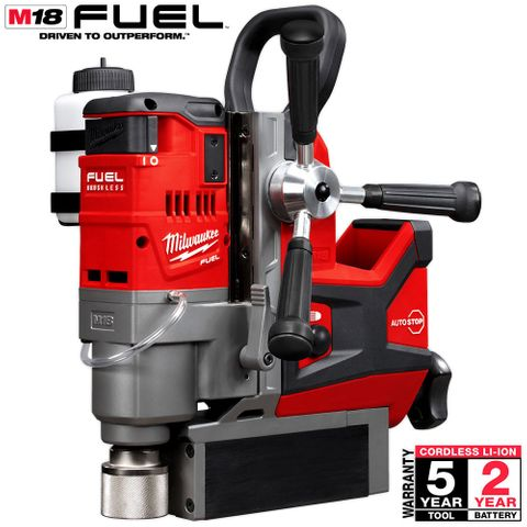 Milwaukee M18 FUEL Cordless Magnetic Base Drill (Bare Tool)