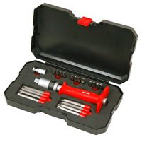 Powerbuilt Impact Driver Set 1/2in Dr 22pc
