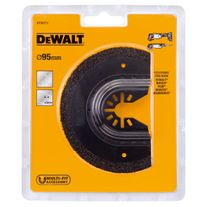 DeWalt Multi Tool Blade Carbide Grout Removal 3mm