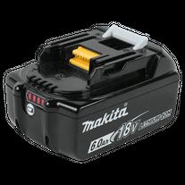 Makita Battery Li-Ion 18v 6.0Ah with Battery Level Gauge