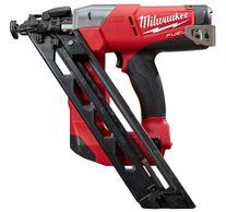 Milwaukee M18 FUEL Cordless Brad Nailer 15G Angle 18v (Bare Tool)