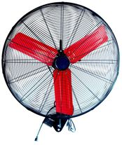 Powerbuilt Wall Mounted Fan High Velocity 76cm