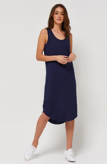 NOOSA MERINO/BAMBOO DRESS