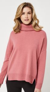 SELWYN WOOL ROLL NECK
