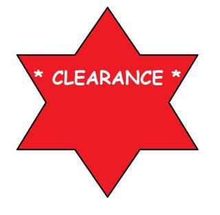 ** CLEARANCE **