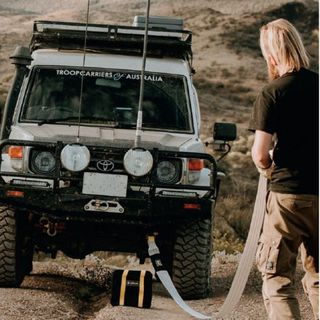 TOURING & 4WD ACCESSORIES
