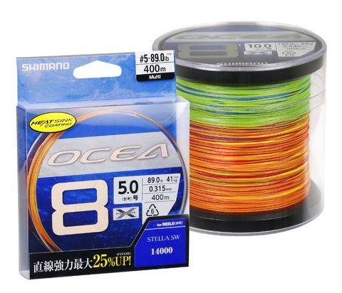 Shimano Ocea 8 Premium PE