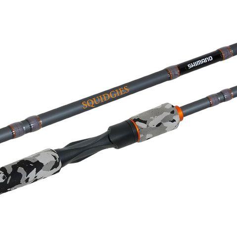 Shimano Squidgies Rods