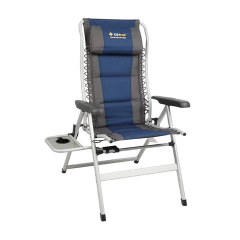 Oz Trail Cascade Deluxe 8 Position w/Side Table