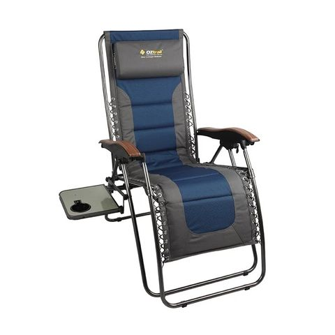 Oz Trail Sun Lounge Deluxe Chair