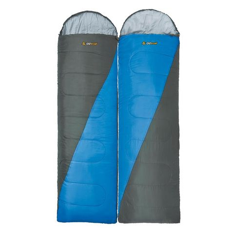 Oz Trail Fraser Twin Pack Sleeping Bag