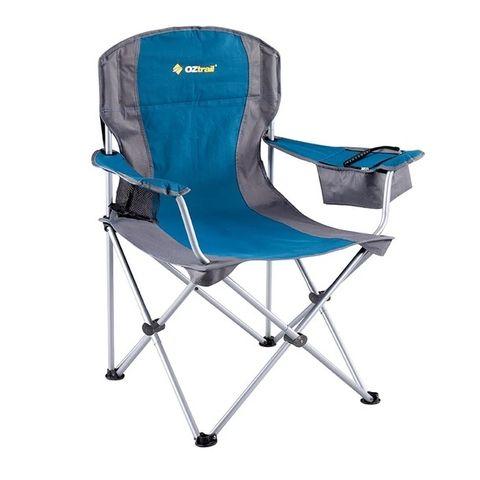 Oz Trail Sovereign Jumbo Cooler Chair