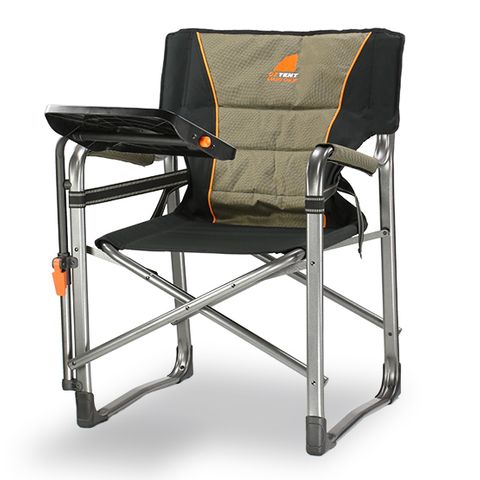 OZTENT Gecko Chair (w/ side table)