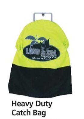 Land & Sea Catch Bags
